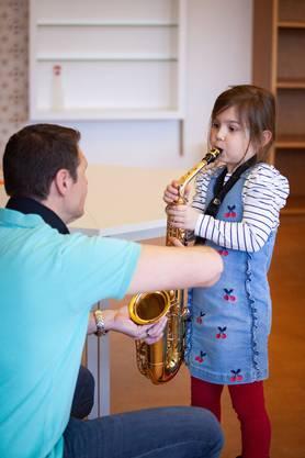 Saxophon, Emanuel Reinhard  Fotos:KLFotografie