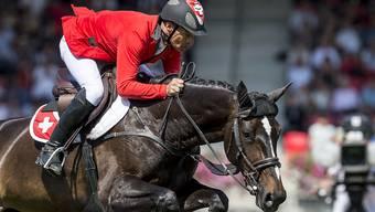 Pius Schwizer gehört momentan nicht zum Schweizer Olympia-Kader - dies kann sich aber noch ändern.