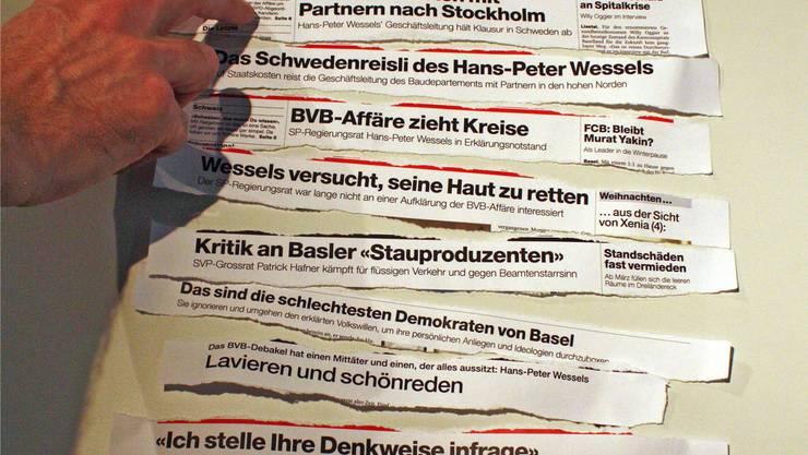 Zu deftige Schlagzeilen: «BaZ» muss Gegendarstellung drucken.