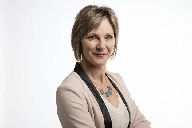 Maya Graf von den Grünen.