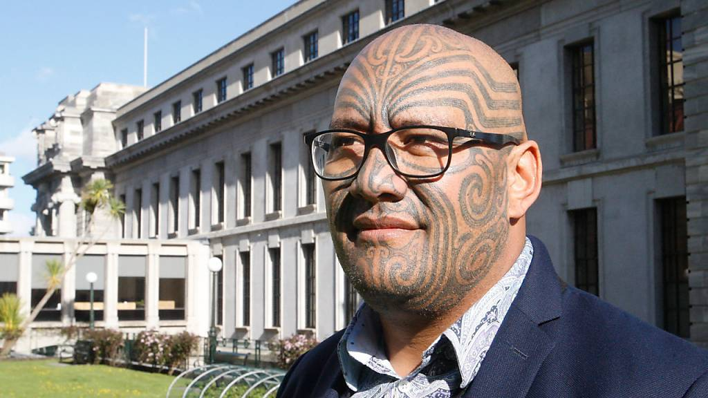 Maori-Protest in Neuseelands Parlament: Krawatte nun optional