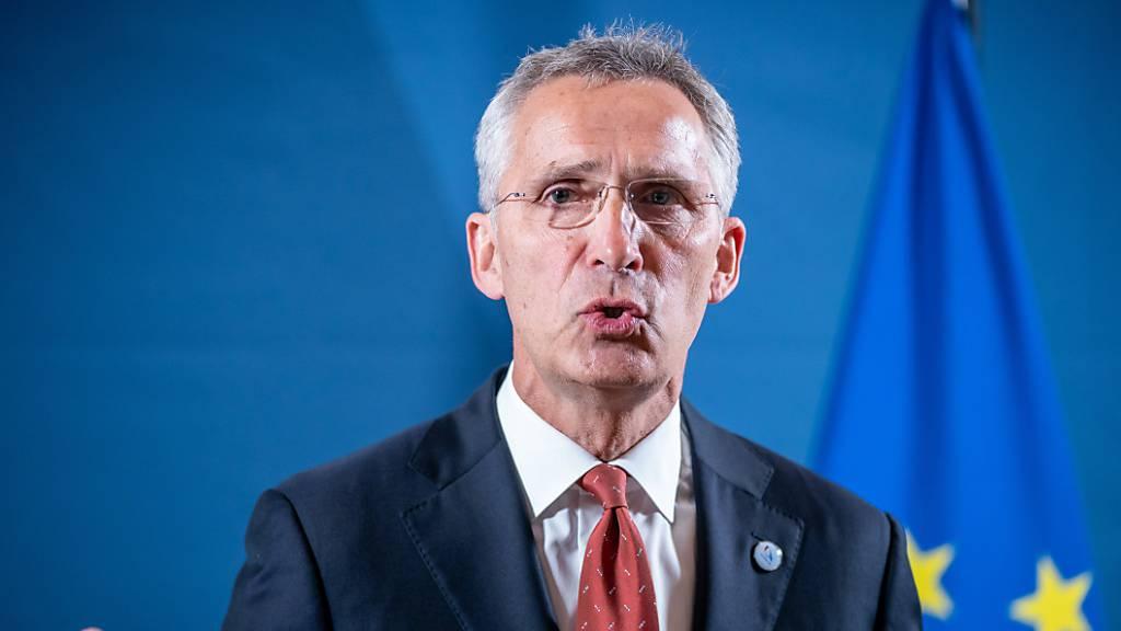 Nato wendet sich verstärkt Bedrohungspotenzial Chinas zu