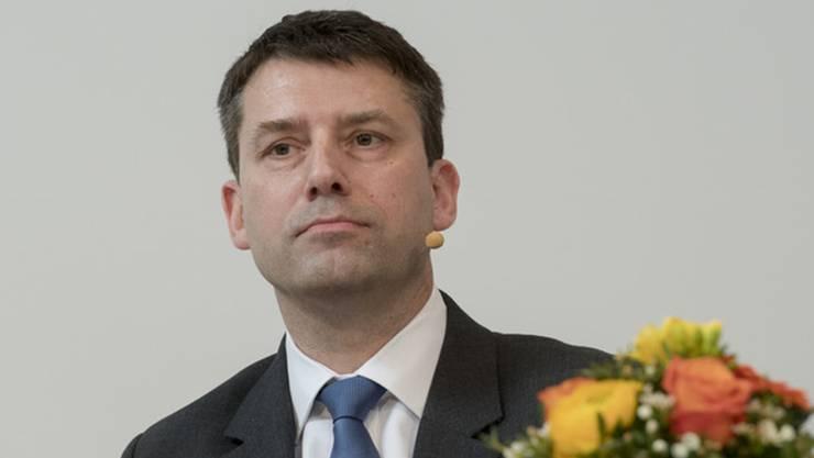 Gottfried Locher wird kritisiert.