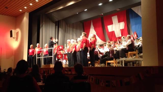Jahresnkonzert Harmonie Birmensdorf