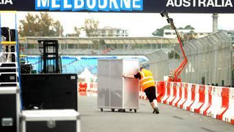 Kein Motorenlärm in Australien: Der GP in Melbourne findet erst im November statt.
