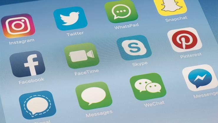 Das Angebot an sozialen Medien nimmt ständig zu. Laut einer Studie spielen Instagram und Co. im Wahlkampf aber eine eher untergeordnete Rolle.