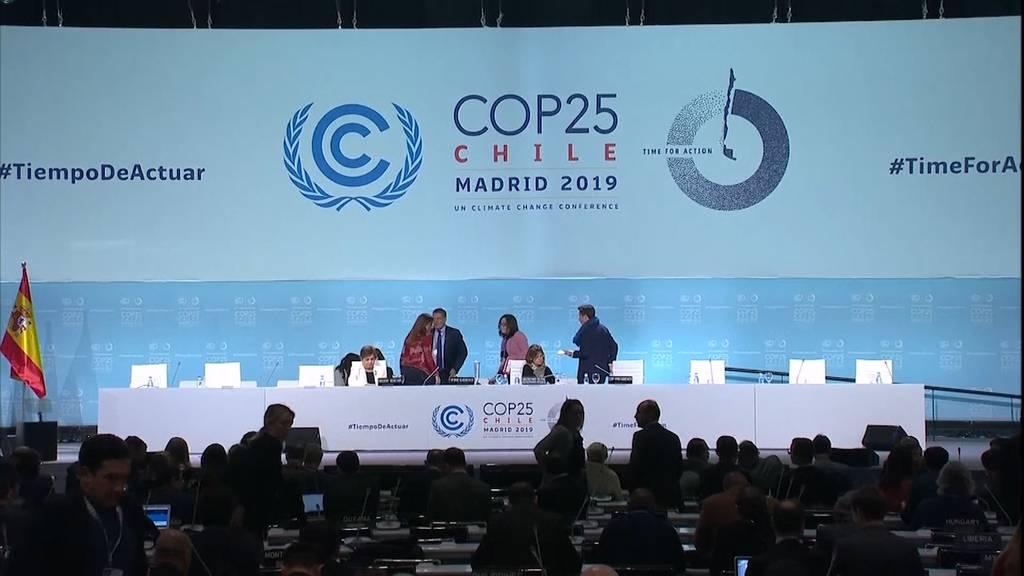COP25 - Klimakonferenz: Umweltverbände zutiefst empört
