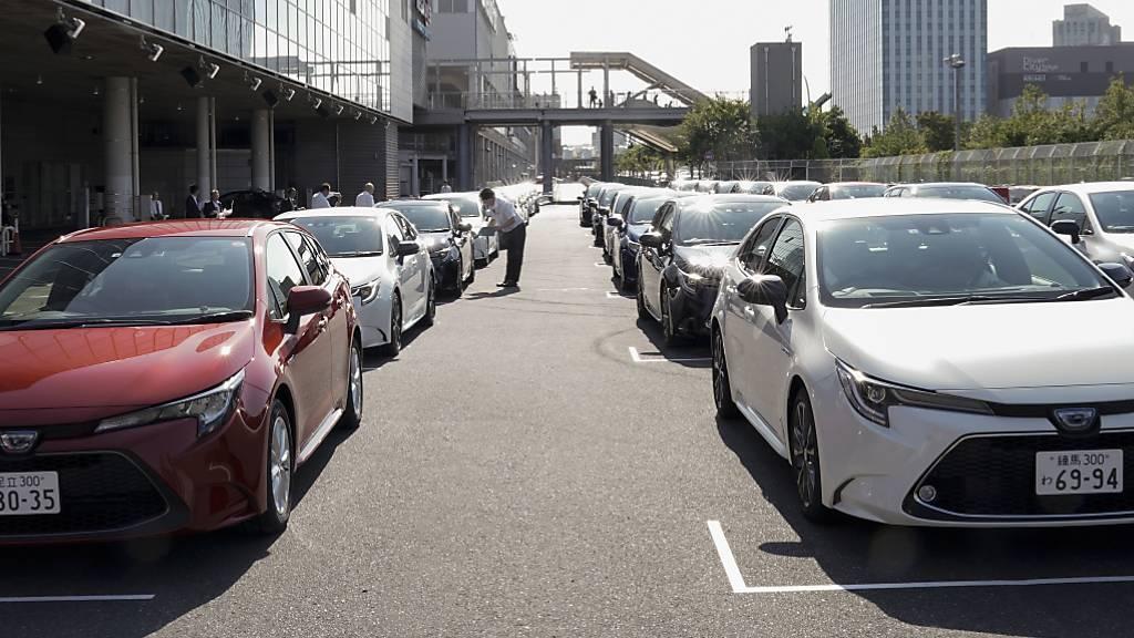 Japan leidet unter schwächerer Nachfrage aus China