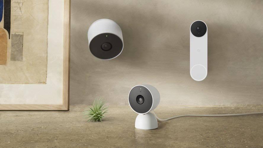 Google Nest Cam und Doorbell -