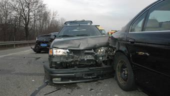 Ist das schlechte Verkehrsmanagemen schuld an Unfällen auf der A1? (Symbolbild)