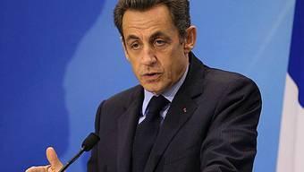 Nicolas Sarkozy musste mit dem Rücktritt des Kabinetts rechnen