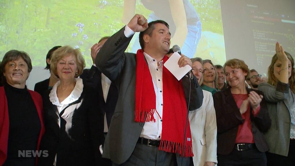 Nach 12 Jahren: SP-Chef Christian Levrat tritt ab
