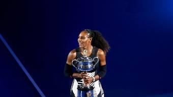 Sorgt für Spekulationen rund um ihre Rückkehr: Serena Williams