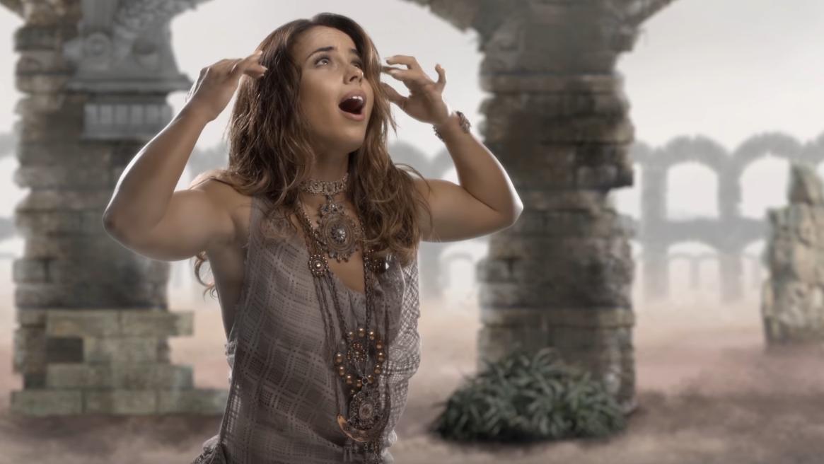 Lindita will Albanien ins Finale des Eurovision Song Contest singen.