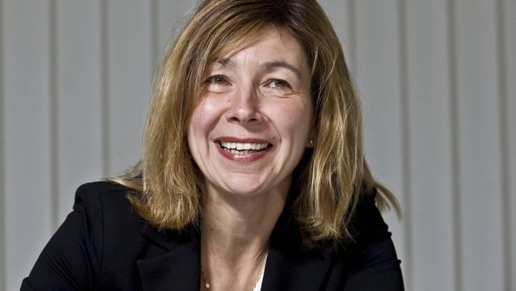 Irene Näf-Kuhn, Präsidentin des Aargauer Kuratoriums