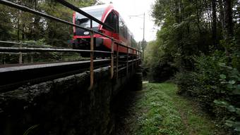 Im August wurde publik, dass der Bund die Bahnlinie Solothurn–Moutier möglicherweise schliessen will.