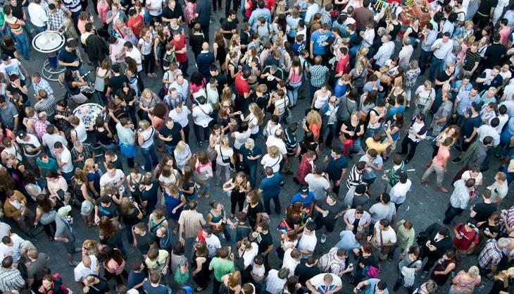 Die zentrale Frage: Sind zu viele Menschen ein Problem?»