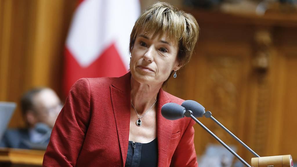 Ruth Humbel nach Leuthards Rücktritts-Ankündigung: «Jetzt ist es an den Freisinnigen, eine Frau zu stellen»