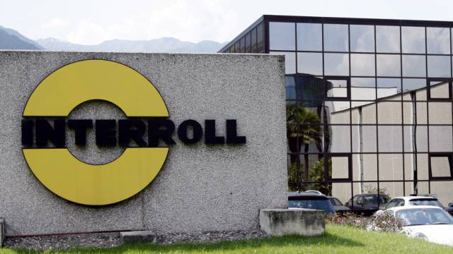 Hauptsitz von Interroll in Sant'Antonino (Archiv)