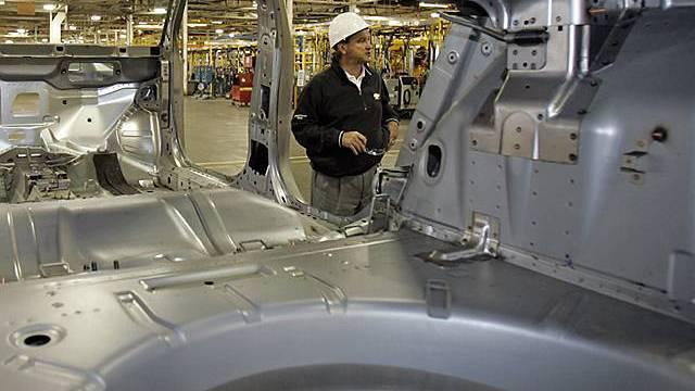 GM-Werk in Lordstown führt dritte Schicht ein (Archiv)