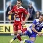 Der FC Baden empfängt heute den FC Wohlen zum Derby.