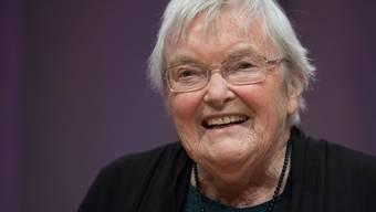 Die deutsche Schriftstellerin Gudrun Pausewang ist am 23. Januar 2020 im Alter von 91 Jahren gestorben. (Archiv)