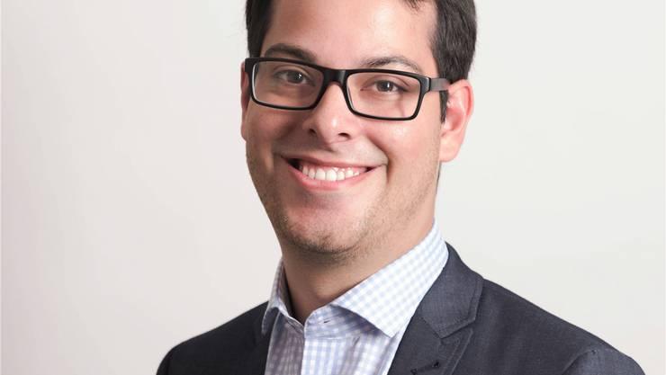 Luca Strebel, Co-Präsident der Jungen CVP Solothurn, steht dafür ein, dass Schüler aus dem Dorneck-Thierstein die WMS in Reinach weiterhin umsonst besuchen können.