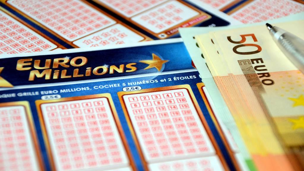 Der 236-Euromillions-Jackpot ist geknackt