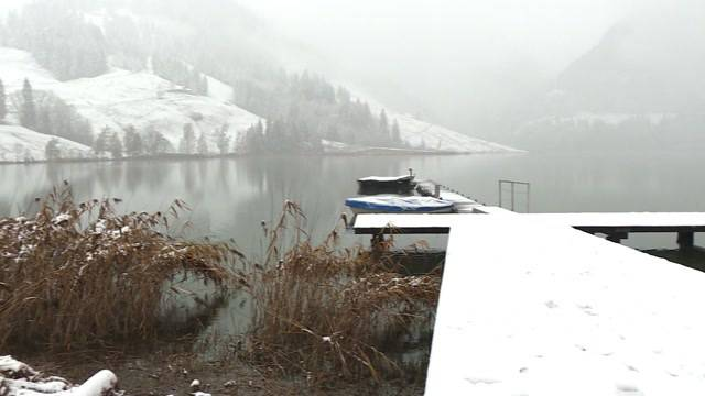 Der Winter naht!