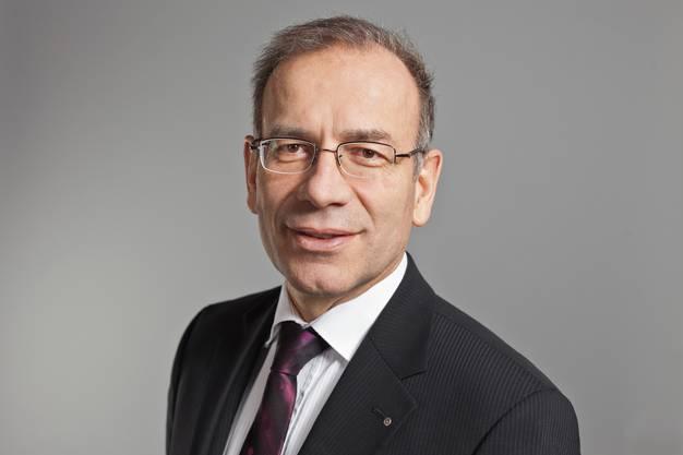 Ständerat Hannes Germann