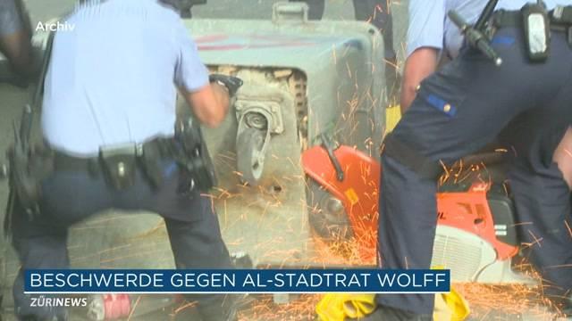 Labitzke-Areal - Jungfreisinnige gehen gegen Wolff vor