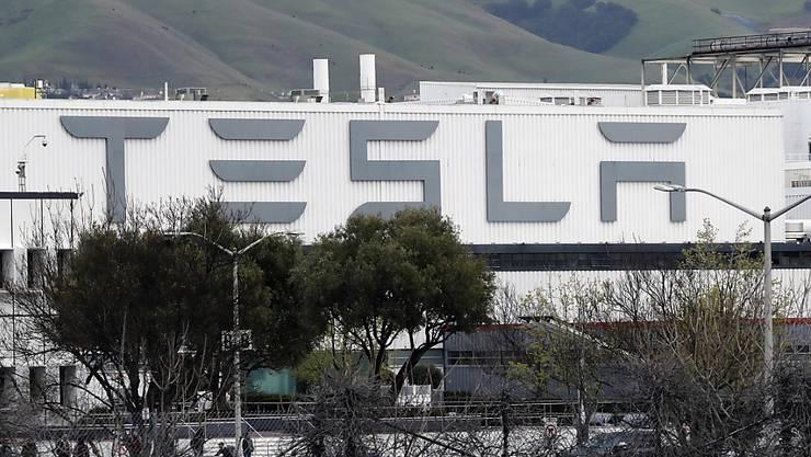 Der Tesla-Konzern will die Produktion in seinem kalifornischen Werk wieder aufnehmen und hat dazu erste Mitarbeiter zurück in die Fabrik gerufen. (Archivbild)