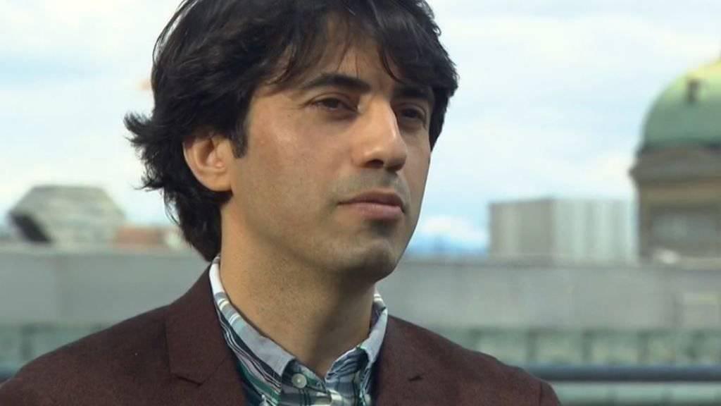 Regimekritiker Huseynov erhält in der Schweiz politisches Asyl. (Archivbild)