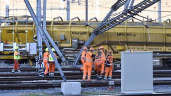 Chaos am Bahnhof Winterthur