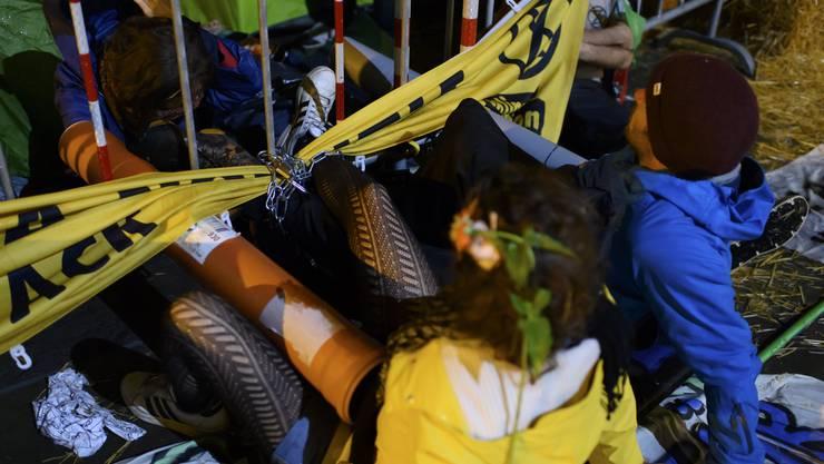 Die schulpflichtige Tochter der grünen Stadträtin Julia Hofstetter soll an den Klimaprotesten auf dem Bundesplatz teilgenommen haben. (Symbolbild)