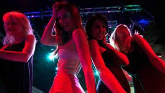 «Ladies, werft euch in heisse Outfits»: Im LWB bezahlte weniger Eintritt, wer in den Augen der Eingangskontrolle sexy genug war.