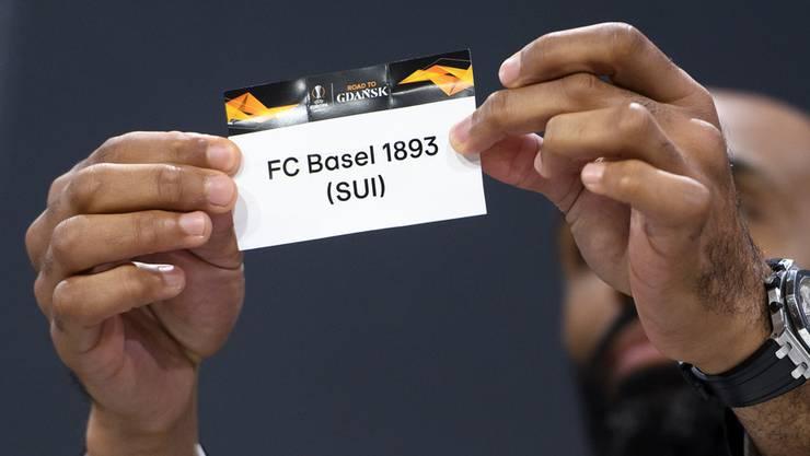 Welches Team wird dem FC Basel heute zugelost?