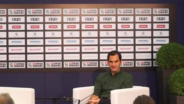 Federer über Medvedev und Tsitsipas