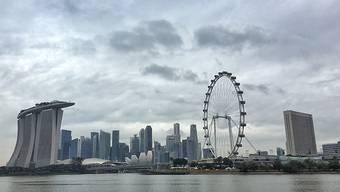 In Singapur ist ein Mann aus Malaysia hingerichtet worden. (Symbolbild)
