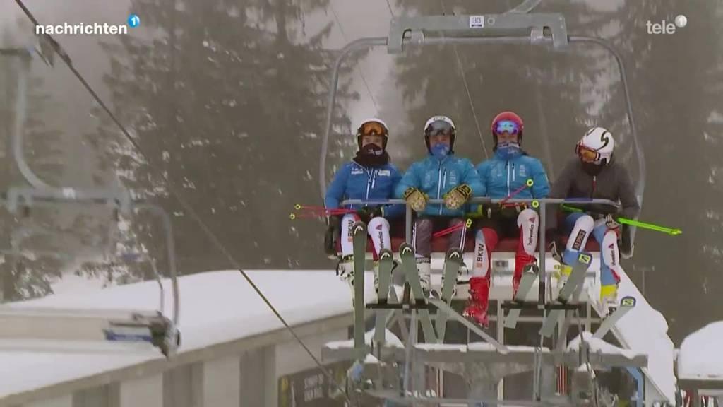 Schwyzer Skigebiete öffnen wieder