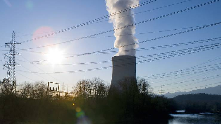 Das Kernkraftwerk Gösgen. (Archiv)