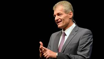 «Die Eu sieht auch, dass die Schweiz viel mehr Ausländer hat als beispielsweise Deutschland»: Economiesuisse-Präsident Heinz Karrer am gestrigen Tag der Wirtschaft.