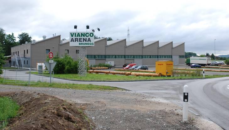 In neuem Glanz: 20 Monate nach dem Brand wird am Sonntag die wiederaufgebaute Arena eingeweiht. (to)