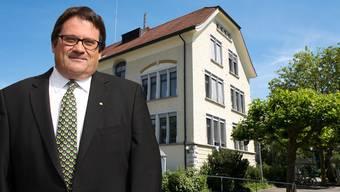 «An der finanziellen Situation der Gemeinde hat sich trotz des seit langem wieder einmal positiven Rechnungsabschlusses nichts geändert», sagt Gemeinderat Tony Süess. (Montage)