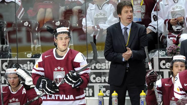 Harijs Witolinsch tritt das Erbe von Del Curto an. Beim HC Davos wird aber nicht nur die Trainerstelle neu besetzt.