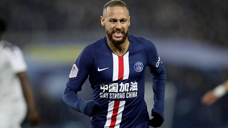 Neymar spendete eine knappe Million Franken für den Kampf gegen das Coronavirus