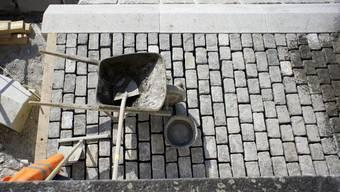Auf Baustellen wird häufig das Abwasser nicht gereinigt