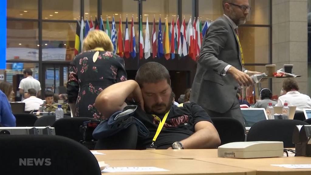 Längster EU-Sondergipfel aller Zeiten bleibt ohne Ergebnis