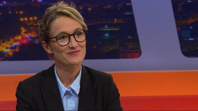 Alt Regierungsrätin Susanne Hochuli zu Gast im «TalkTäglich»