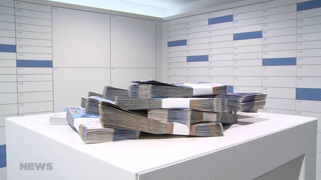 Stadt Bern: Steuereinbusse von 30 Millionen Franken